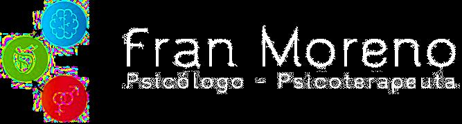 Psicólogo Fran Moreno